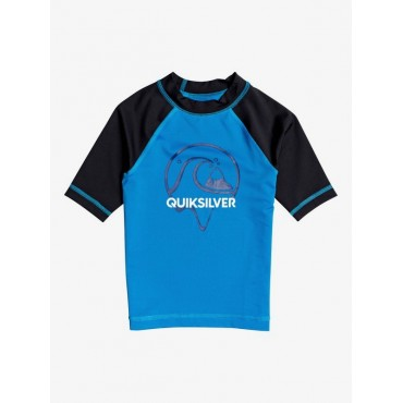 Гидро-футболка детская Quiksilver Bbledrmssboy K Sfsh