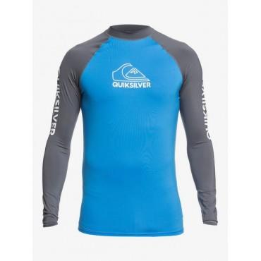 Гидро-футболка мужская Quiksilver Ontourls M Sfsh