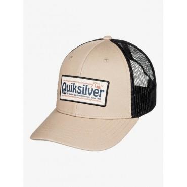 Кепка Quiksilver Мужская Big Rigger  Hdwr