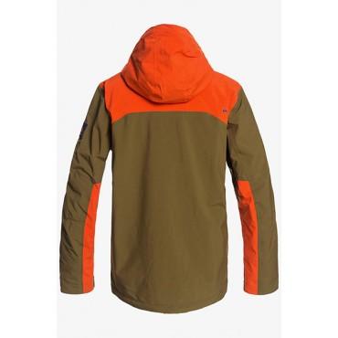 Куртка мужская сноубордическая Quiksilver Cordillera Jk M Snjt
