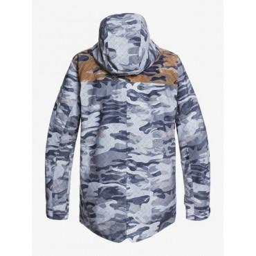 Куртка мужская сноубордическая Quiksilver Fairbanks Jk M Snjt