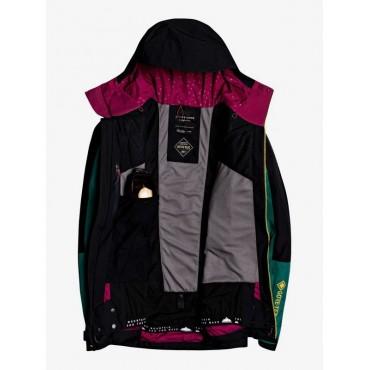 Куртка мужская сноубордическая Quiksilver Forev Capsu Gor M Snjt