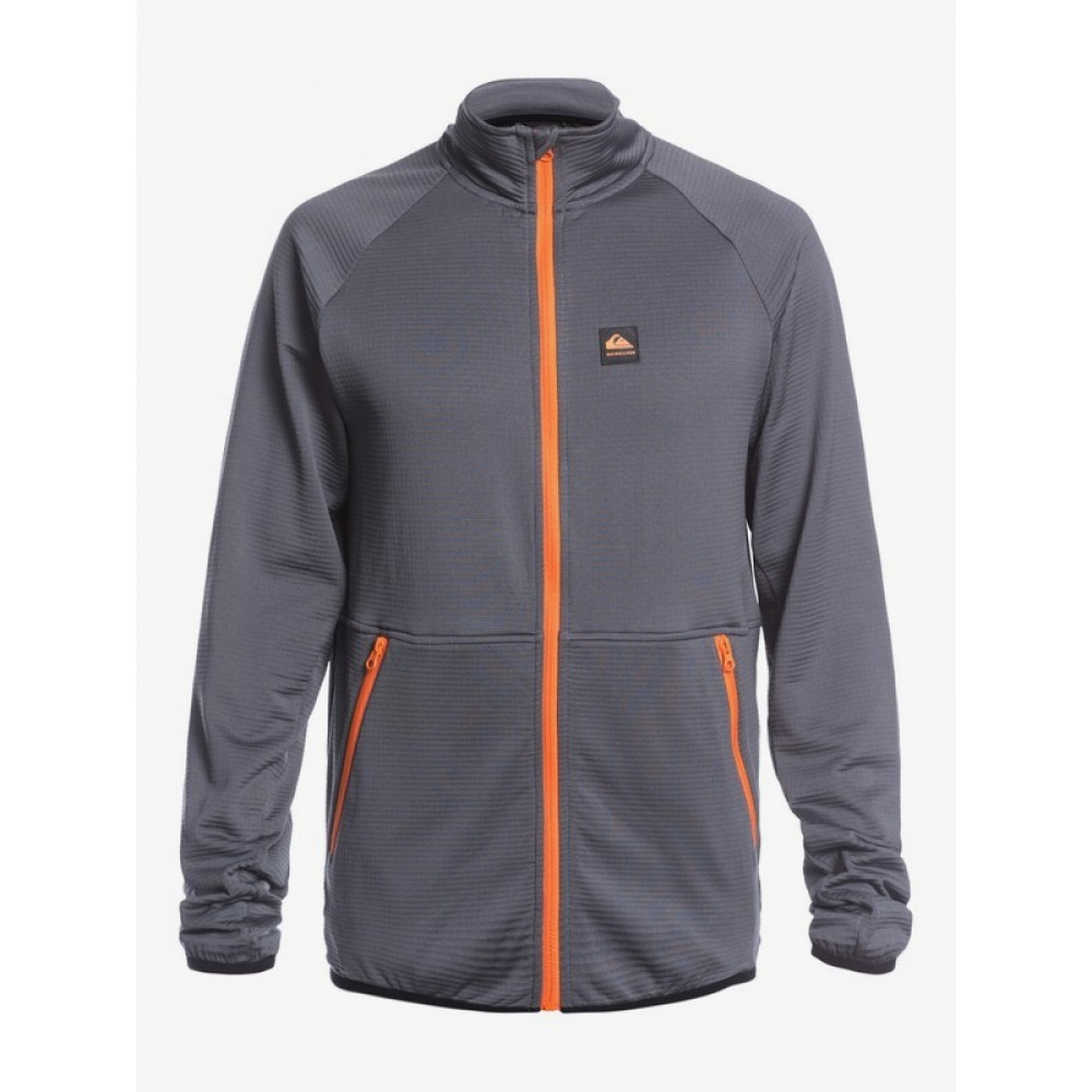 Куртка мужская Quiksilver Steep P Fz Flee M Otlr