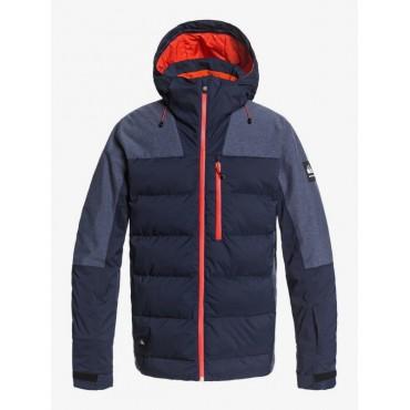 Куртка мужская сноубордическая Quiksilver The Edge Jk M Snjt