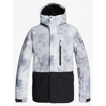 Куртка мужская сноубордическая Quiksilver Mission Bloc Jk M Snjt