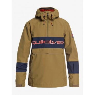 Куртка мужская сноубордическая Quiksilver Steeze Jk M Snjt