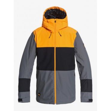 Куртка мужская сноубордическая Quiksilver Sycamore Jk M Snjt