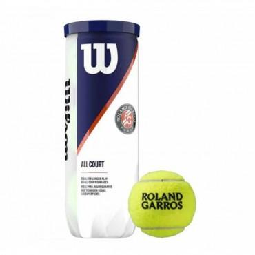 Мячи теннисные Wilson RG AC x3 - (24б)