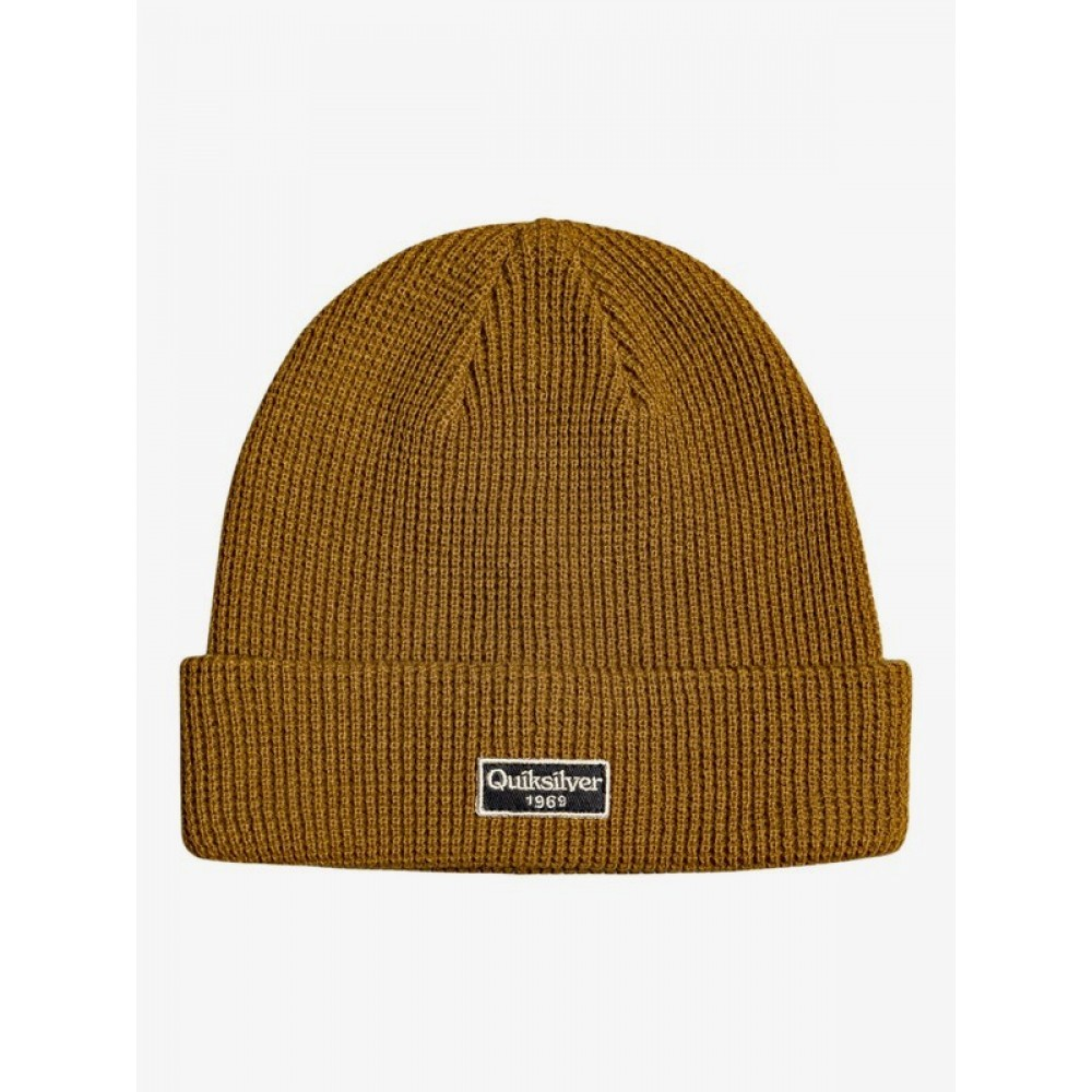 Шапка мужская Quiksilver Local Beanie  Hdwr