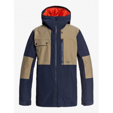 Куртка мужская сноубордическая Quiksilver Tamarack Jk M Snjt