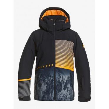 Куртка подростковая сноубордическая Quiksilver Silvertip Y Jk B Snjt