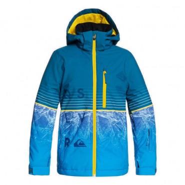 Куртка сноубордическая мужская Quiksilver Silverti You Jk B Snjt