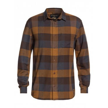 Рубашка мужская Quiksilver Stretch Flannel