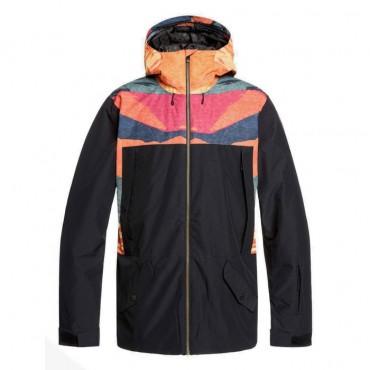 Куртка сноубордическая мужская Quiksilver Tr Ambition Jk M Snjt