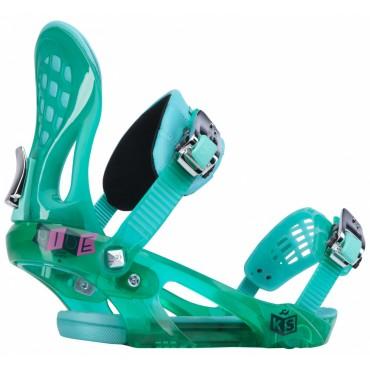 Крепления сноубордические женские Ride KS