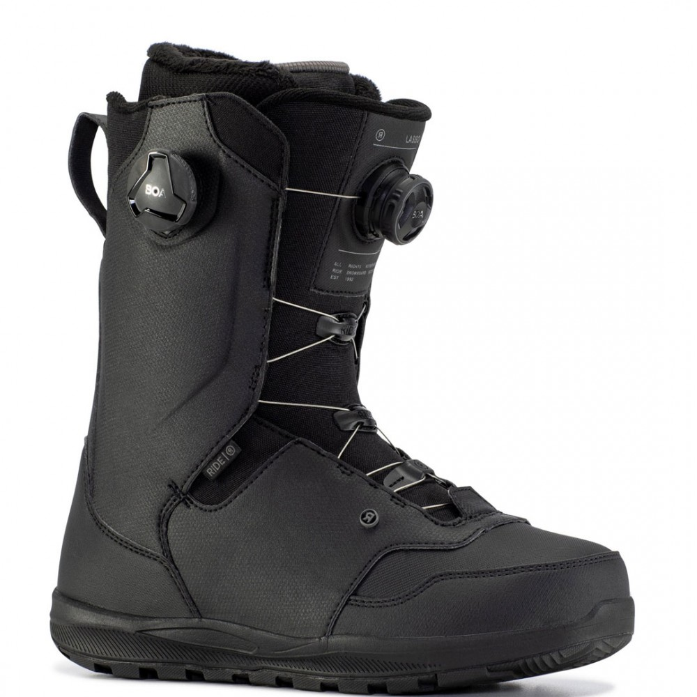 Ботинки сноубордические мужские Ride  Lasso - 2021