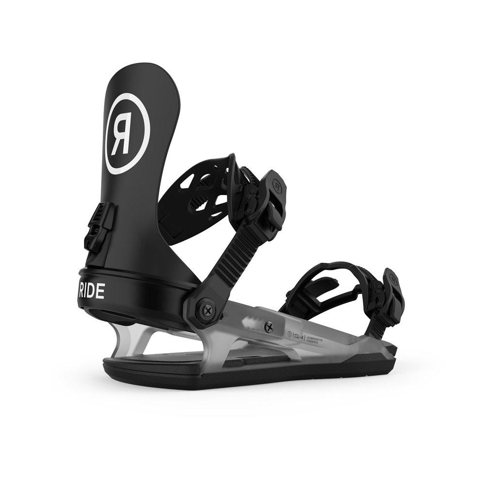 Крепления сноубордические Ride женские CL-4 - 2021