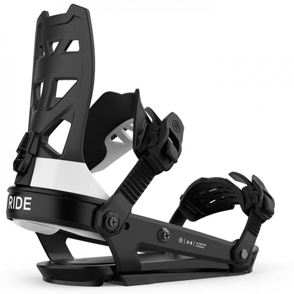 Крепления сноубордические мужские Ride A-8 - 2021
