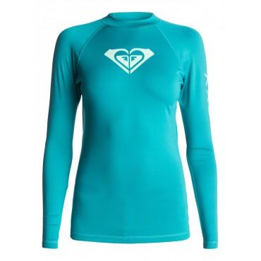 Гидро-футболка женская с длин.рукавами Roxy WholeHeart