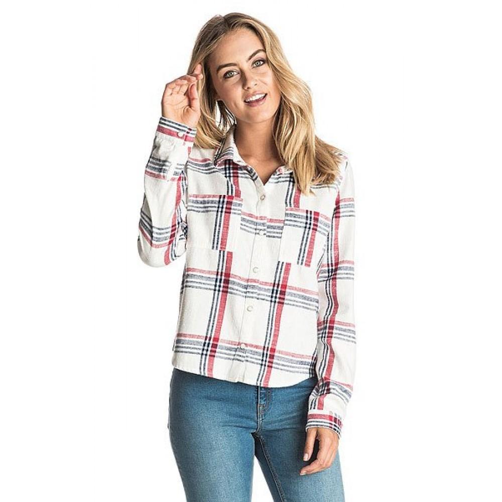 77d2aa7c6063 Рубашка женская Roxy Plaid Party ₸25900 купить в интернет ...