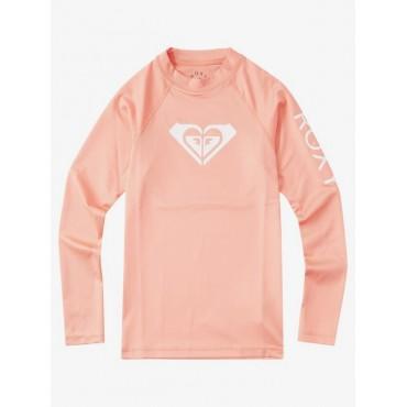 Гидро-футболка подростковая Roxy Wholehearted Ls G Sfsh
