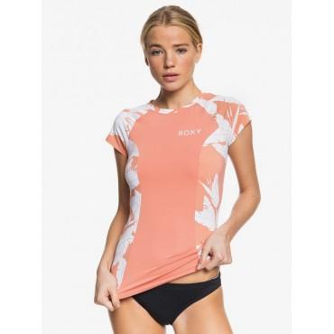 Гидро-футболка женская Roxy Fashion Cs Lyc J Sfsh