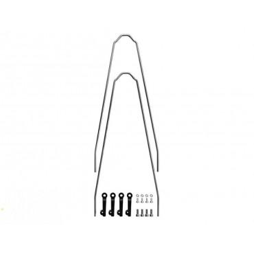 Крепление для крыла SKS U-Stays kit  Velo 55 Junior, silver