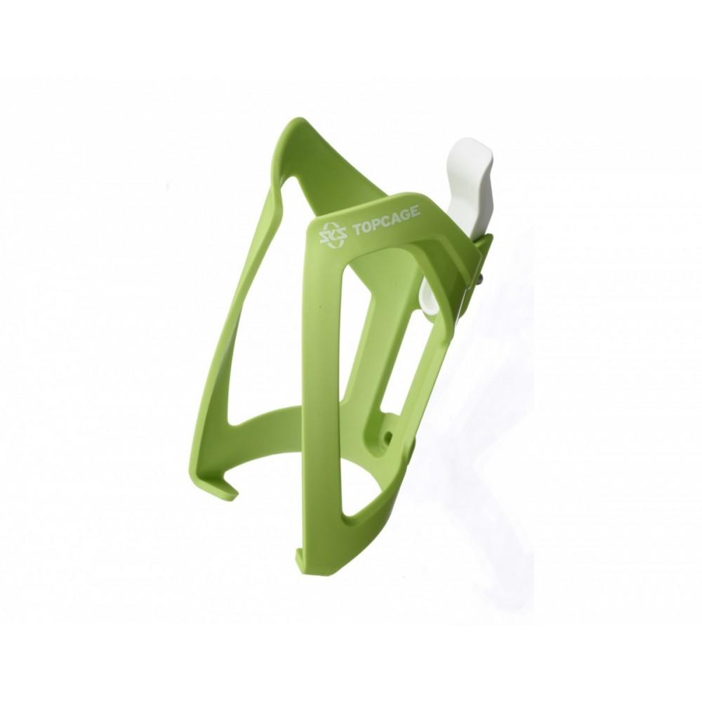 Держак для фляги SKS TopCage, plastic, green