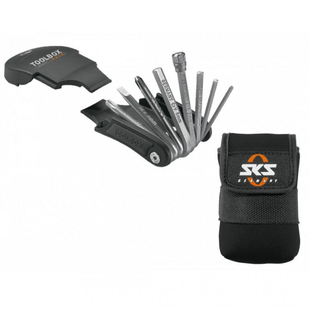 Набор инструментов SKS Toolbox Race. 15 functions