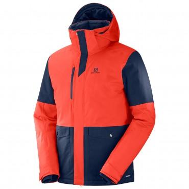 Куртка горнолыжная мужская Salomon Stormtrack
