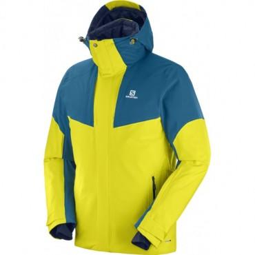 Куртка горнолыжная мужская Salomon Icerocket