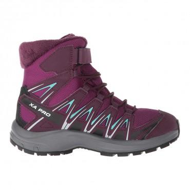 Ботинки детские Salomon  Xa pro 3d winter