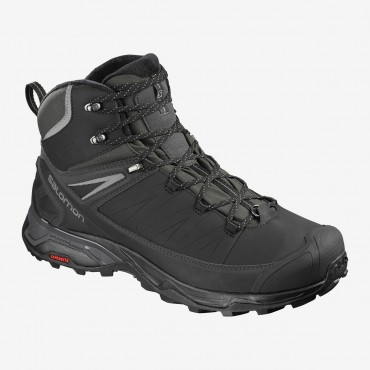 Ботинки мужские Salomon  X ultra 3 mid winter