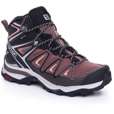 Ботинки женские Salomon X ultra 3 mid gtx