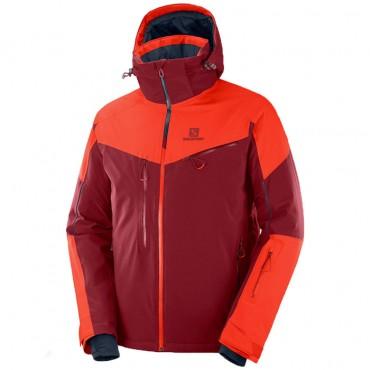 Куртка мужская горнолыжная Salomon Icespeed