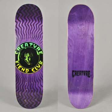 Дека Santa Cruz Creature Fiend Club MD 8.25