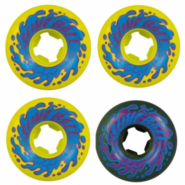 Колеса Slime Balls 53mm Double Take Vomit 97a