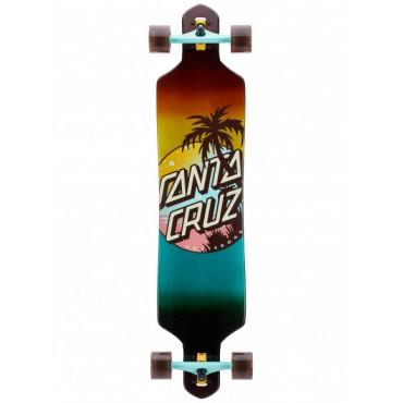 Лонгборд Santa Cruz Palm Dot 9.2 Drop Thru