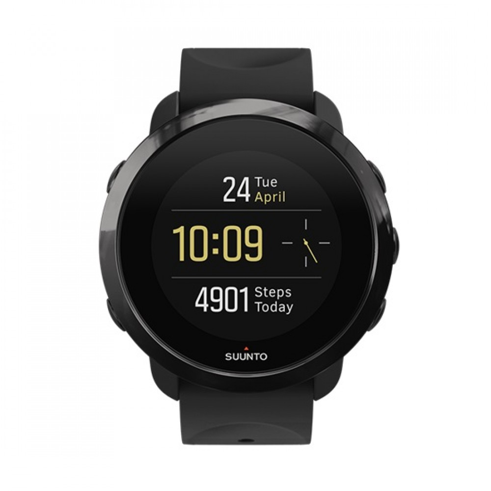Часы Suunto 3 Fitness all black