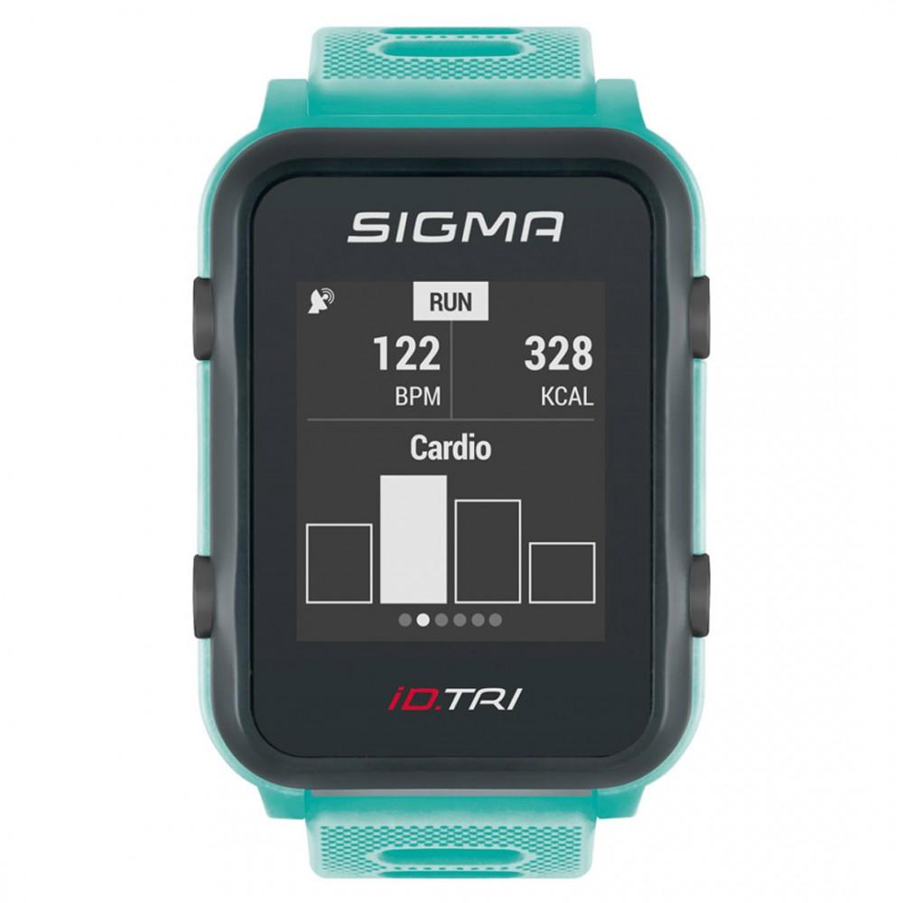 Часы спортивные Sigma Id. Tri