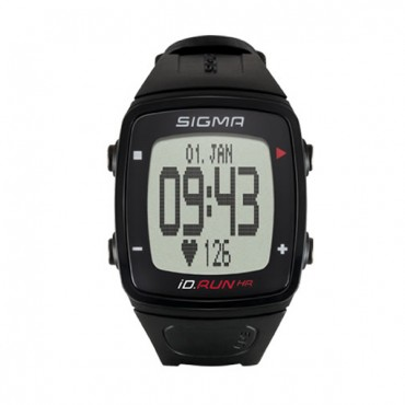 Часы с пульсометром Sigma Id. Run hr