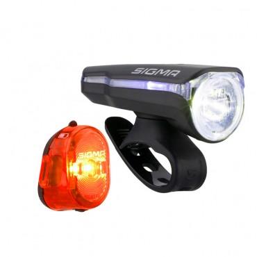 Комплект фонарей Sigma Aura 60