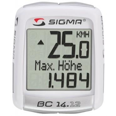 Велокомпьютер Sigma BC 14.12