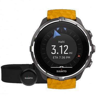 Часы Suunto Spartan Sport Wnr Baro Amber+Belt