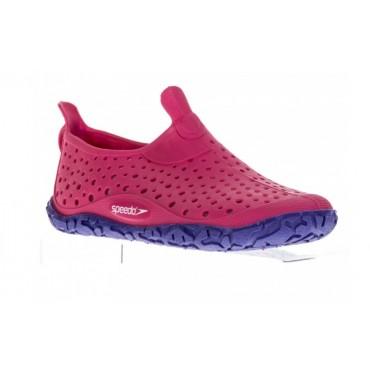Тапочки для плавания детские Speedo Jelly pink