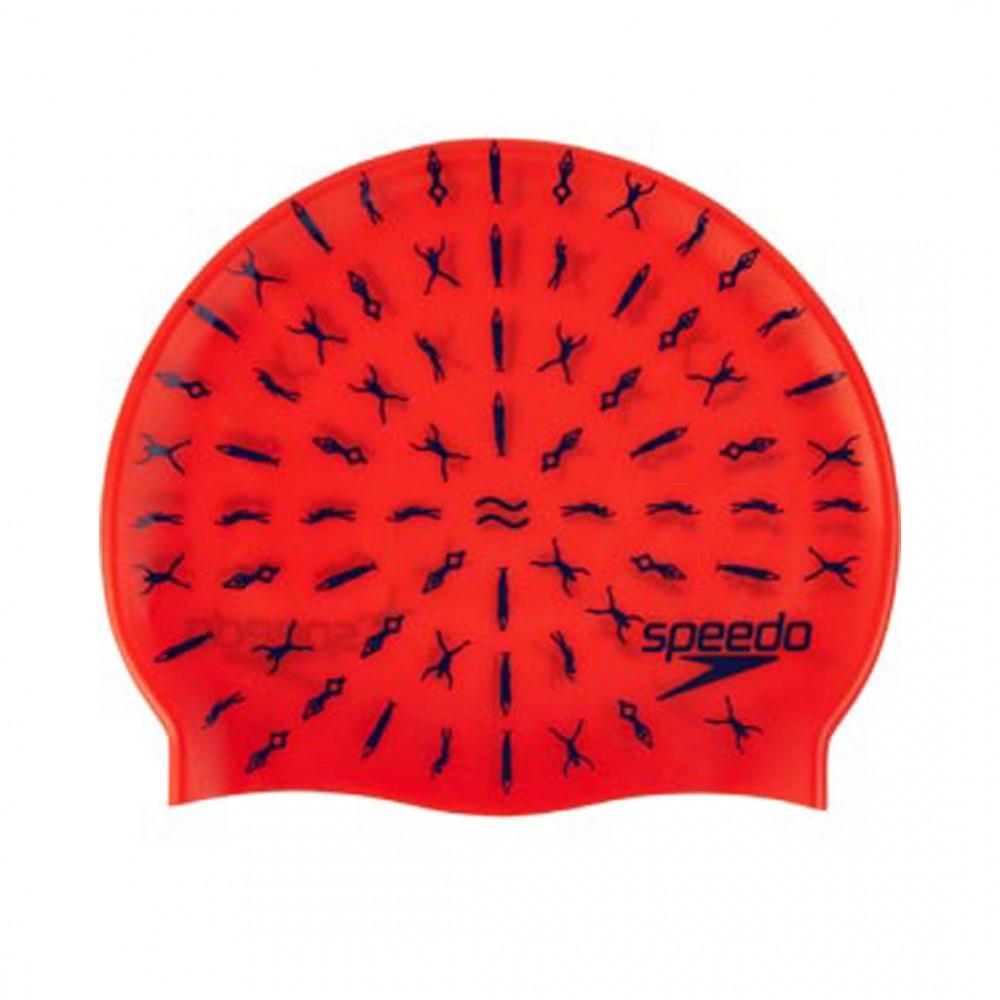 Шапочка для плавания Slogan jr Speedo