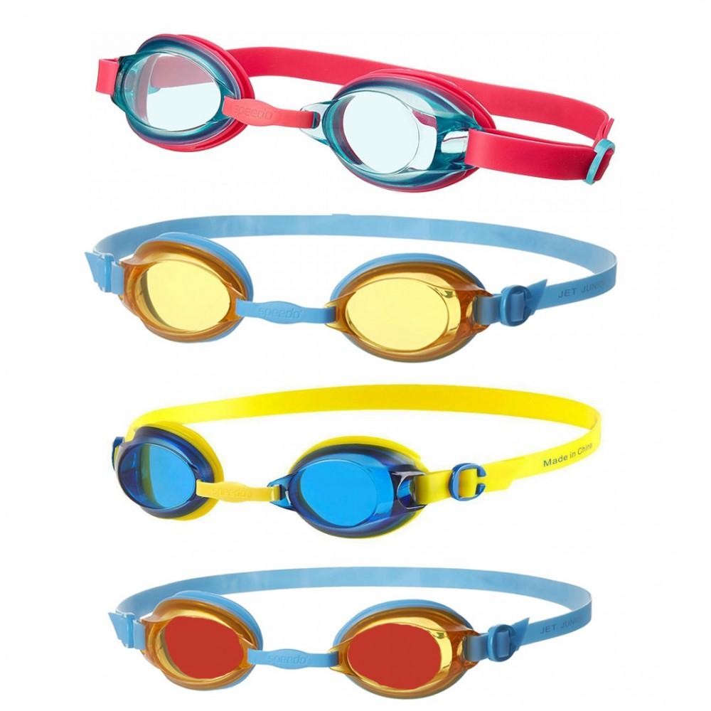 Очки для плавания детские Speedo Jet V2