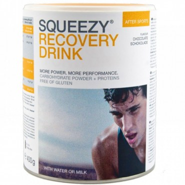 Recovery Drink Squeezy