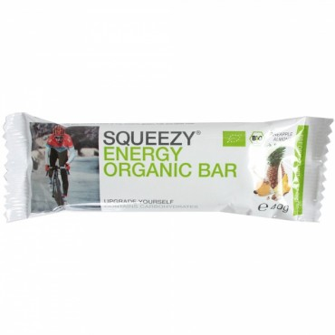 Energy Organig Bar Squeezy