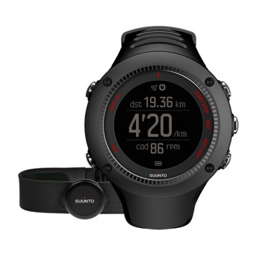 Купить часы Suunto Ambit 3 Run black hr